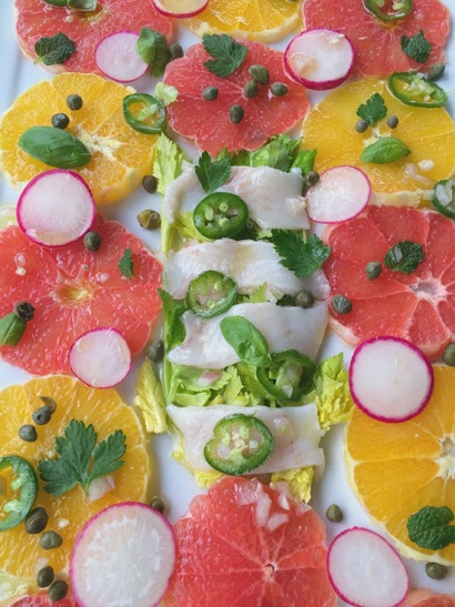 Post image for Delicious citrus tacolicious recipe to start the new year