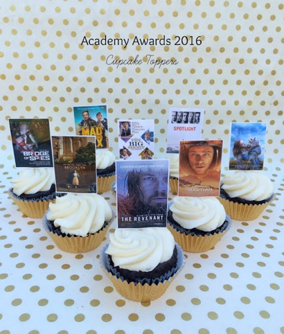 Get ready for the Academy Awards with these creative ideas from Alexis Murphy