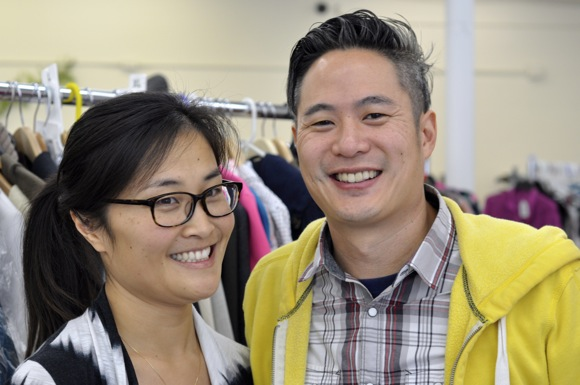 Post image for Allen and Ayaka Lu work to bring employment and training to East Palo Alto residents