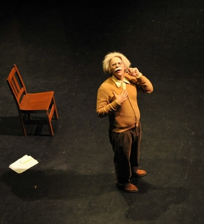 Get to know Albert Einstein when he visits Menlo Park on March 5
