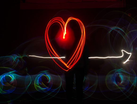 Post image for Heart-shaped photo delights from photographer Irene Searles for Valentines Day