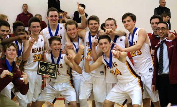 Menlo-Atherton Bears bring home two PAL tourney basketball titles