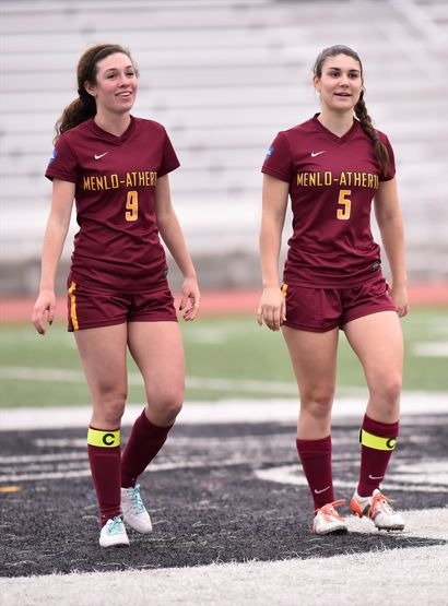 Post image for Best friends in soccer – and life – wrap up high school playing careers