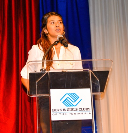 Post image for M-A senior Olivia Luna wins Peninsula Boys and Girls Club Youth of the Year Award