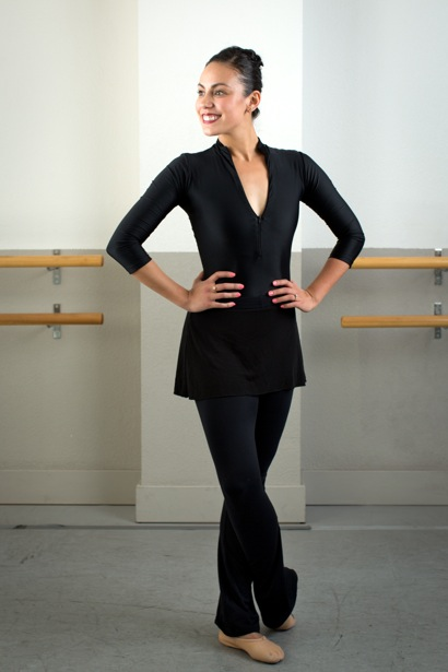 Post image for Amy Marie Briones joins Menlowe Ballet and will appear in three ballets this Spring