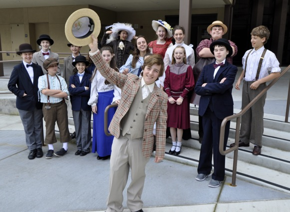 Post image for Hillview Drama presents The Music Man March 17-19