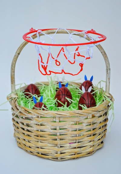 Post image for March Madness Easter Baskets are fun mash up