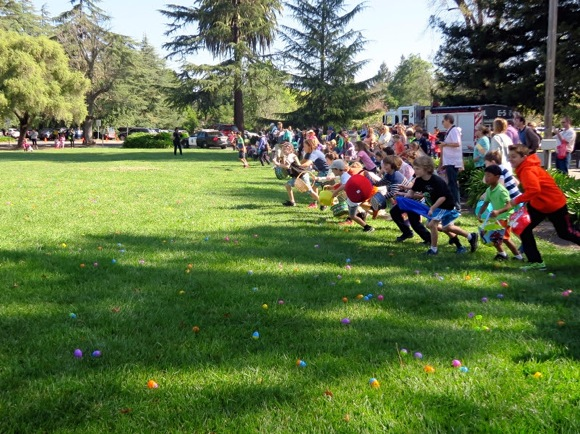 Post image for Easter egg hunts in Menlo Park and Atherton planned for this Saturday