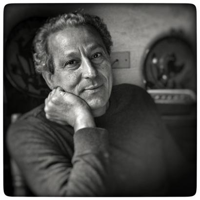 Ed Kashi portrait