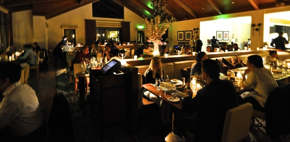 Post image for Earth Hour commemorated  at Rosewood Sand Hill in Menlo Park