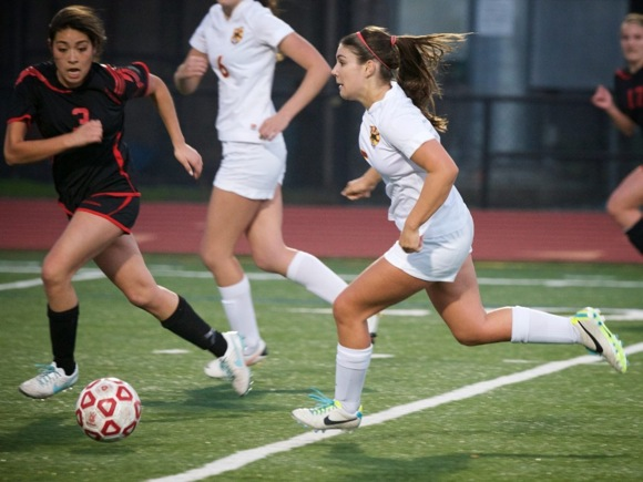Post image for M-A Girls Varsity Soccer win first ever CCS title
