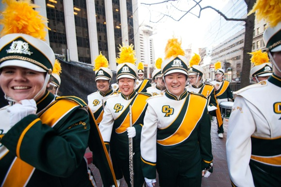 Post image for M-A grad is member of Cal Poly's award-winning marching band