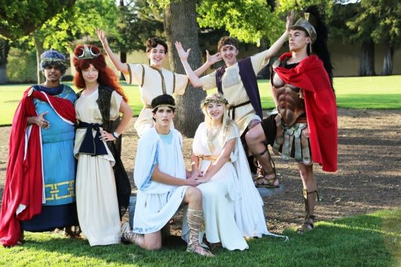 Post image for Menlo School Drama presents A Funny Thing Happened on the Way to the Forum