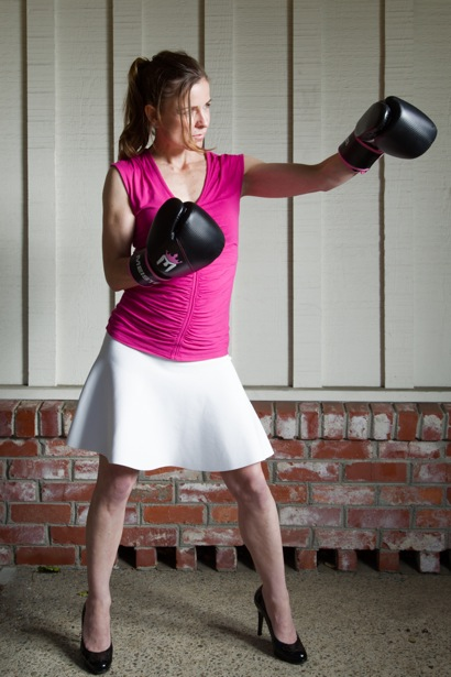 Post image for Menlo Park dentist by day, boxer by night