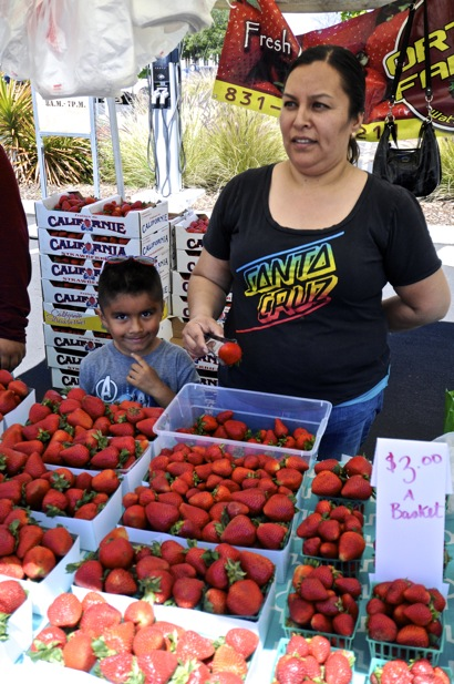 Facebook Farmers Market returns to Menlo Park with Earth Day kick off theme
