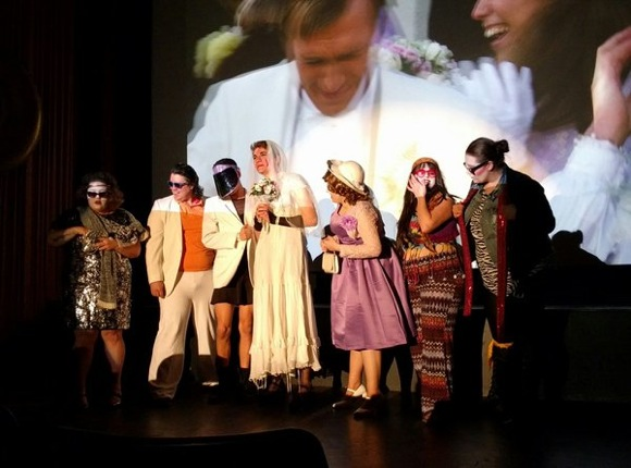 Post image for Rocky Horror Picture Show continues to draw audience at monthly Guild screening