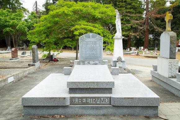 The Beltramo Grave