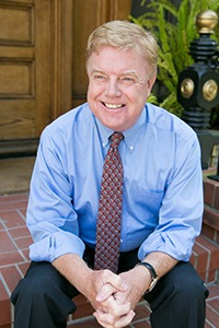 Post image for Menlo College president Richard Moran is Rotary Club speaker June 1
