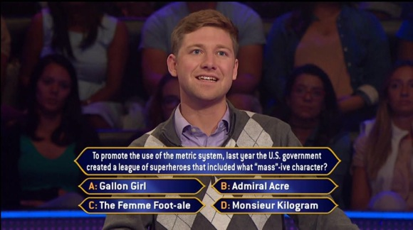 Post image for Patrick Reed is contestant on Who Wants to Be a Millionaire