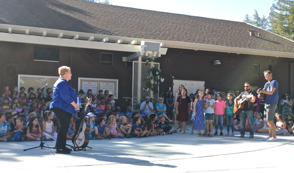 Post image for Beloved music teacher Mary Beckstrom retires from Laurel School