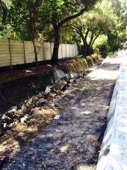 Marsh Road ditch repair_vert