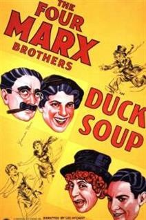 Post image for Marx Brothers' Duck Soup screens at Menlo Park Library on June 18