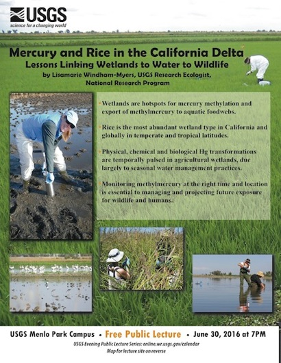 USGS evening lecture looks at California Delta on June 30