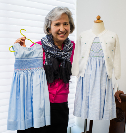 Post image for Beautiful little girl dresses – perfect for summer – spring from women's shelter in Bangkok