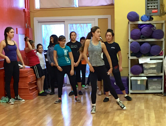Lauren McLaughlin is empowering kids through dance