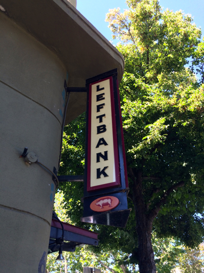 Post image for French wine is half off at Left Bank Menlo Park