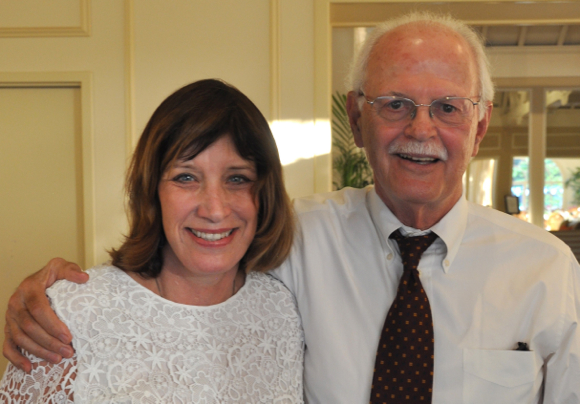 Local realtor and retired editor are new presidents of Rotary Club and Rotary Foundation