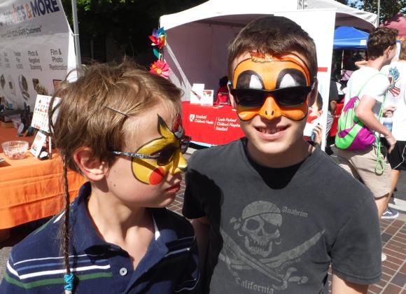 Post image for Sampling Menlo Park's new Summerfest street festival