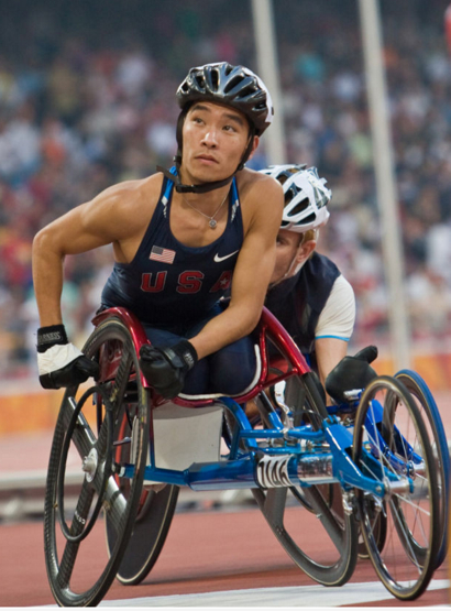 Post image for Riekes Center staff member Steven Toyoji is competing in Paralympics In Rio