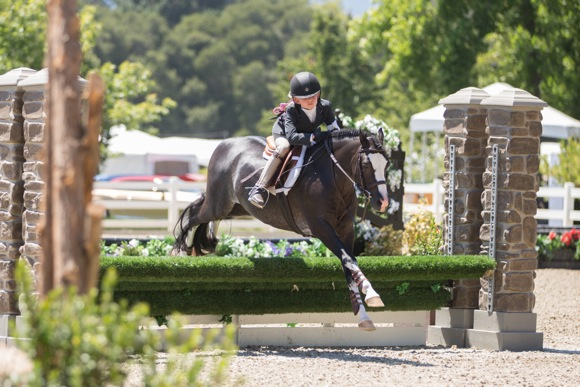 Post image for Capturing the sights at the Menlo Charity Horse Show