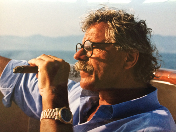 Post image for Clark Atkinson, native son of Menlo Park and man of many talents, dies at age 72