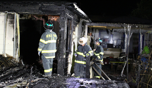 Cause of structure fire on Grayson Court remains illusive, damage to home is extensive