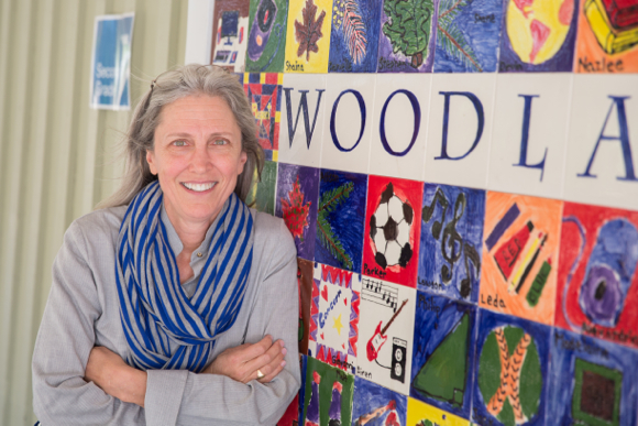 "Post image for ""Finding a better way"" fuels educator Marja Brandon, the new head of Woodland School"