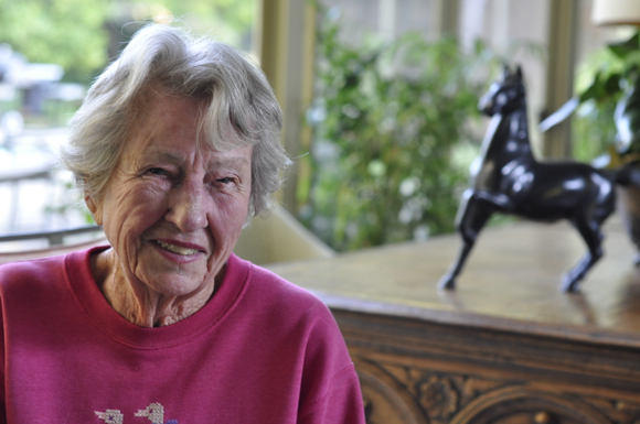 Post image for Betty Hilmer shares memories of her adobe house in Atherton
