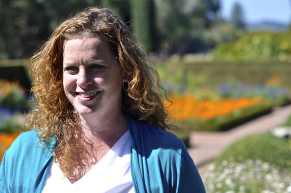 A visit with new Filoli Executive Director Kara Newport