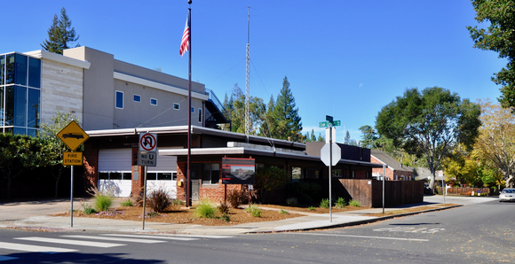 Post image for A new Fire Station 6 is coming to downtown Menlo Park