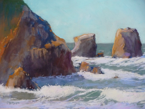 "Post image for ""Water, Nature's Gift"" is theme of November exhibit at Portola Art Gallery"