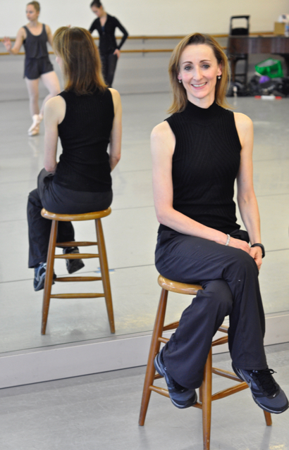 Dancer Sarah-Jane Measor makes her professional choreographic debut with Menlowe Ballet