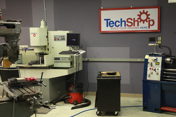 TechShop celebrates its 10th anniversary today – and it all began in Menlo Park