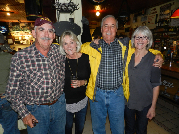 Post image for Spotted: M-A Class of '66 parties on at Zott's today