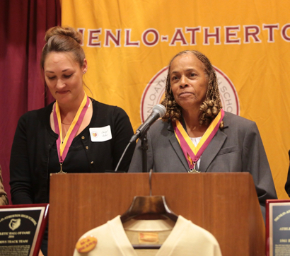 2016 M-A Athletic Hall of Fame ceremony inducts athletes spanning multiple decades