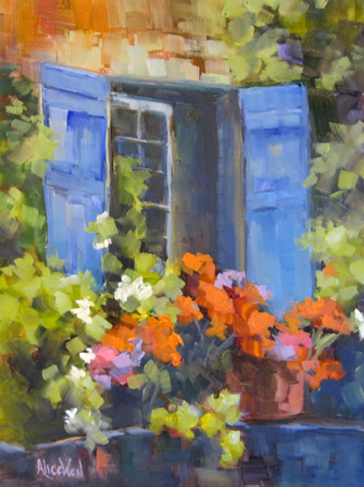 Post image for Menlo Park resident Alice Weil is featured artist at Portola Art Gallery in December