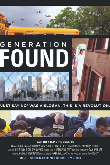 "Post image for Screening of documentary film ""Generation Found"" at M-A PAC on Nov. 17"