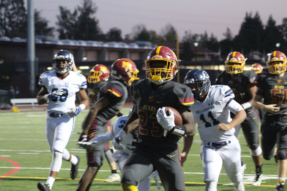 Post image for Menlo-Atherton High School football wins Central Coast Section Open Division 1 championship