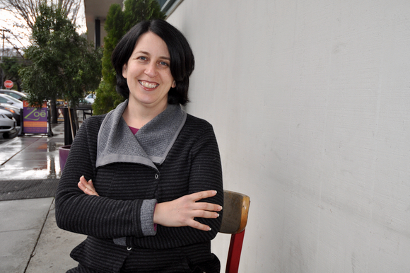 Menlo Park parent Jen Wolosin launches initiative to make school routes safer for kids