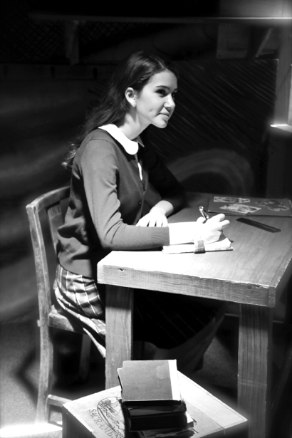 """The Diary of Anne Frank"" is presented by Menlo Drama Feb. 10-12"